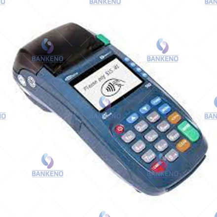Fixed card reader PAX-S80